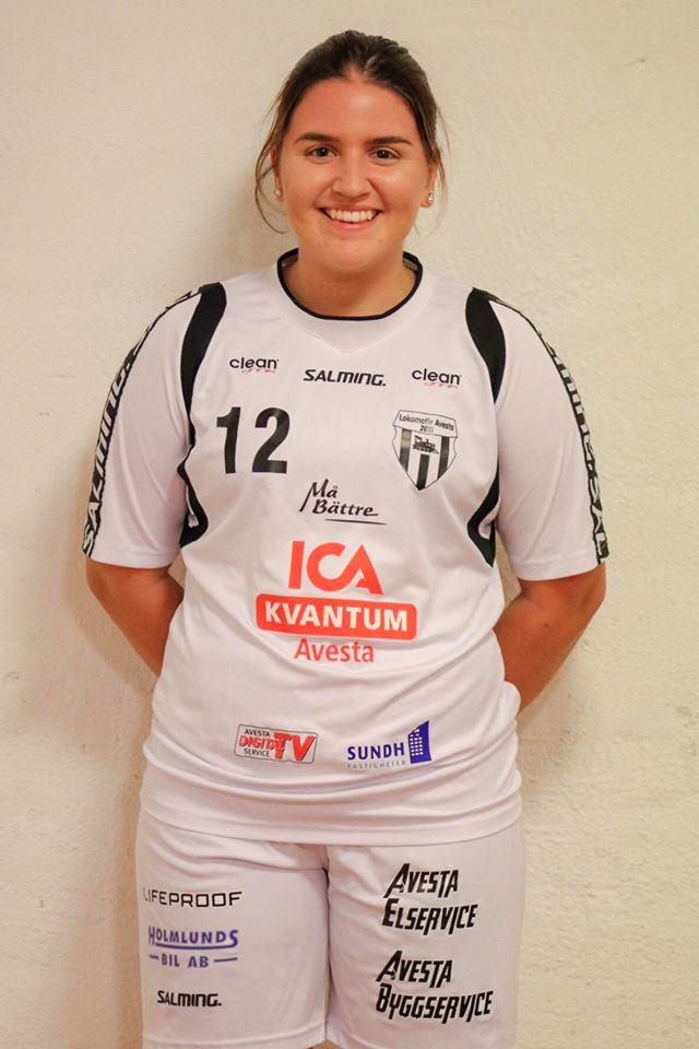 # 12 Josefine Abrahamsson