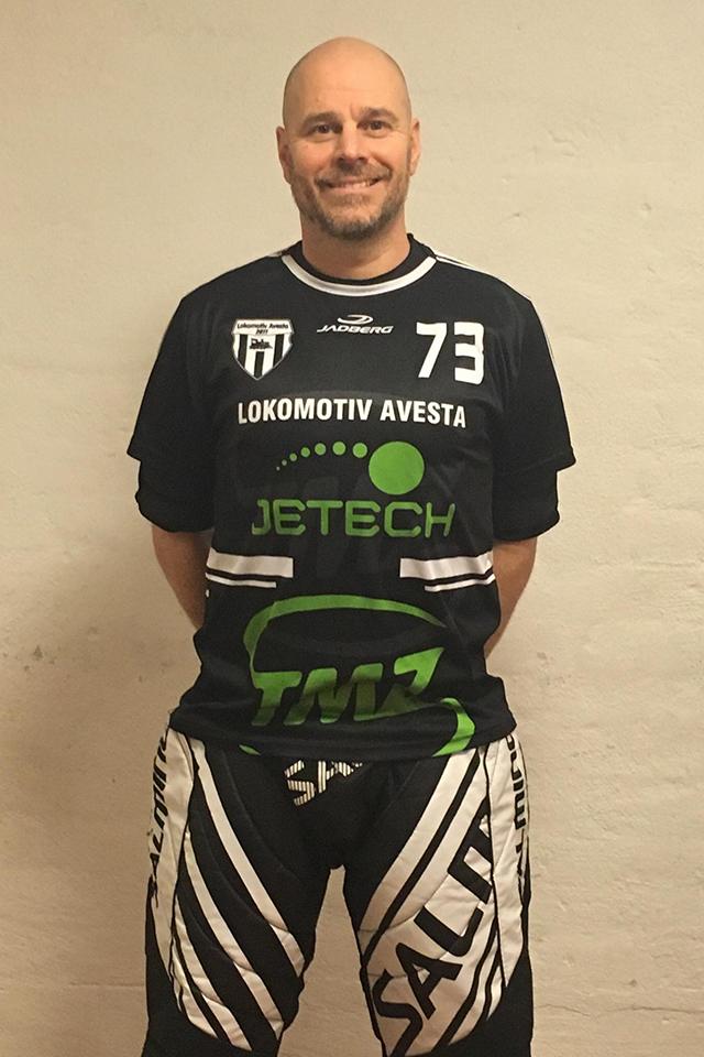 # 73 Fredrik Spennare