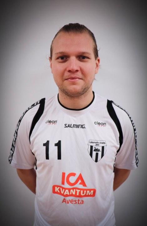 # 11 Marcus Collén