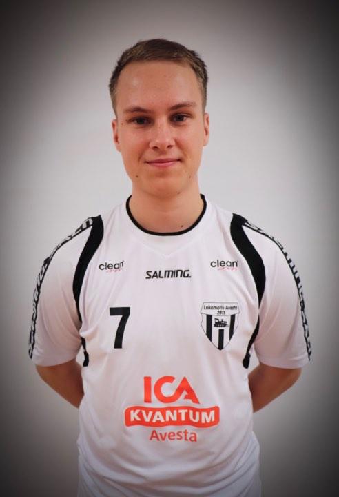 # 7 Johan Gunell