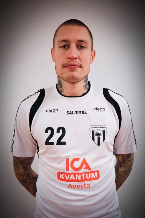 # 22 Sebastian Lundwall