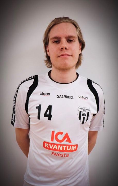 # 14 Mathias Sollander